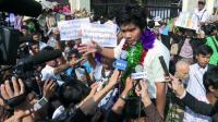News video: Myanmar declares 'no more political prisoners' after amnesty